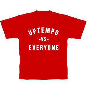 Uptempo vs Everyone_Front